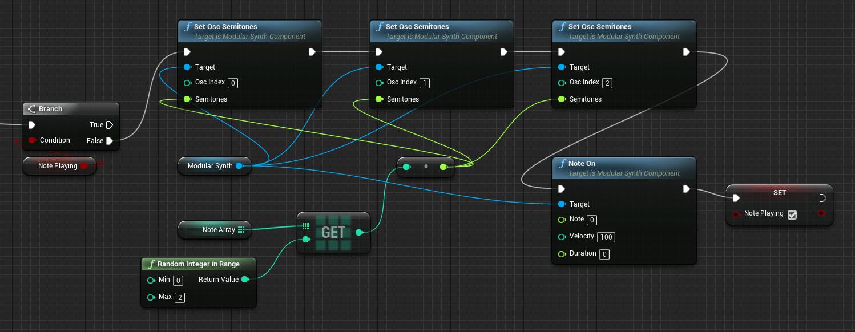 Darkdrift: generative/procedural audio experiment - Unreal Engine Forums